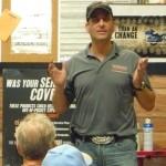 911 Biker Lawyer at Stormy Hill Tech Talk