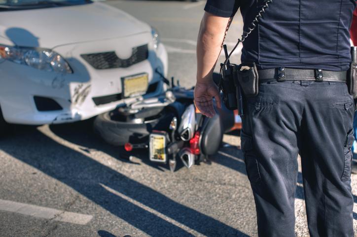 Orlando Sport Bike Accident
