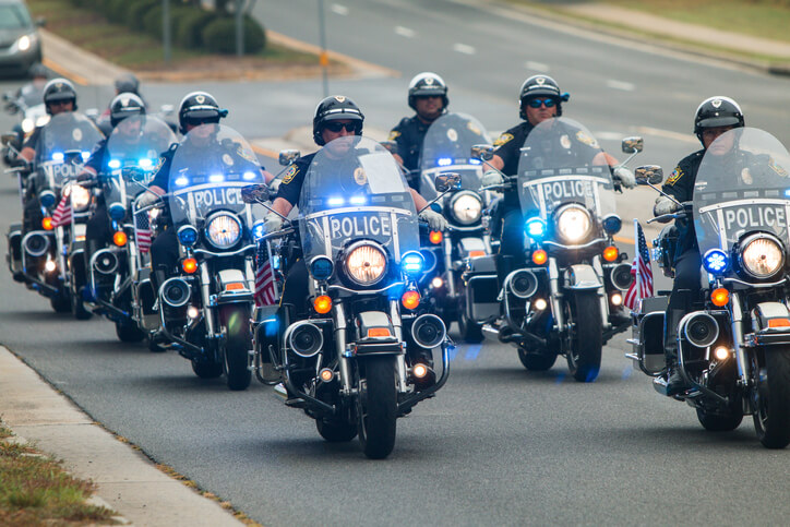 7th Annual Blue Knights Osceola Law Ride