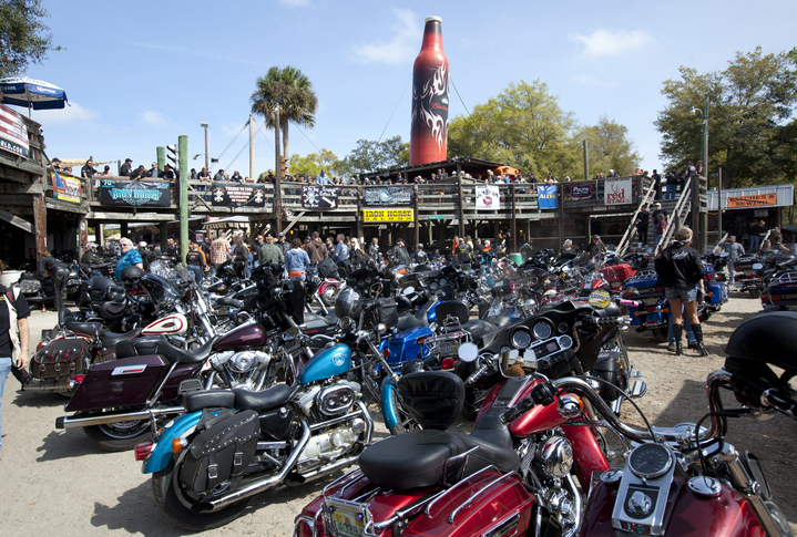 Picture for Join Us For Daytona Bike Week