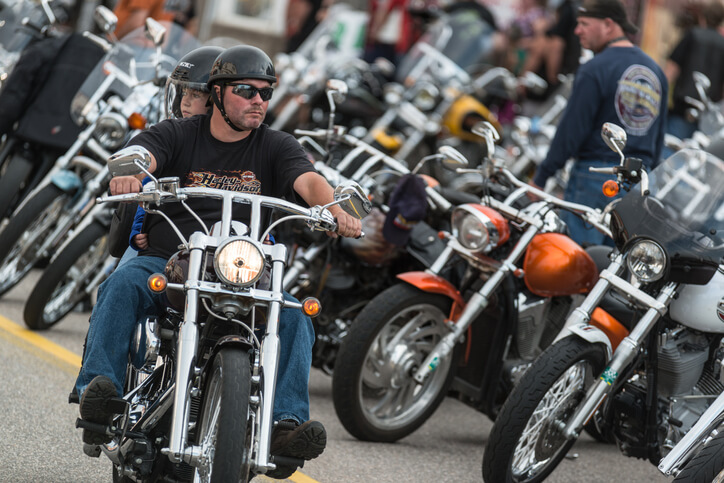 Picture for Tips For Attending Leesburg Bikefest