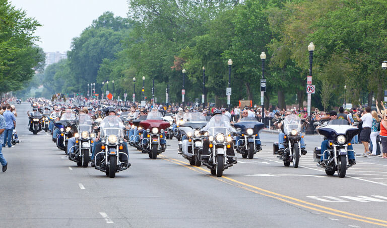 Be Part Of The Historic 2019 Ride For Freedom