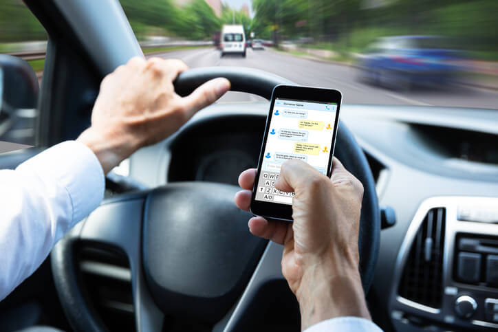 Distracted Drivers Pose Increased Risk To Motorcyclists