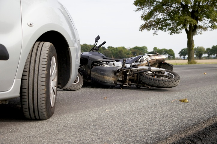 Picture for Run Off The Road? 4 Things To Do After A Motorcycle Accident